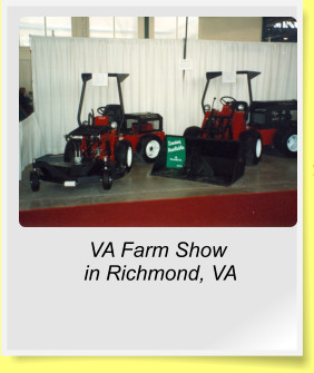 VA Farm Show  in Richmond, VA